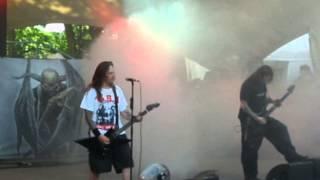 Hypocrisy - 44 Double Zero - Live @ Metalfest 2013