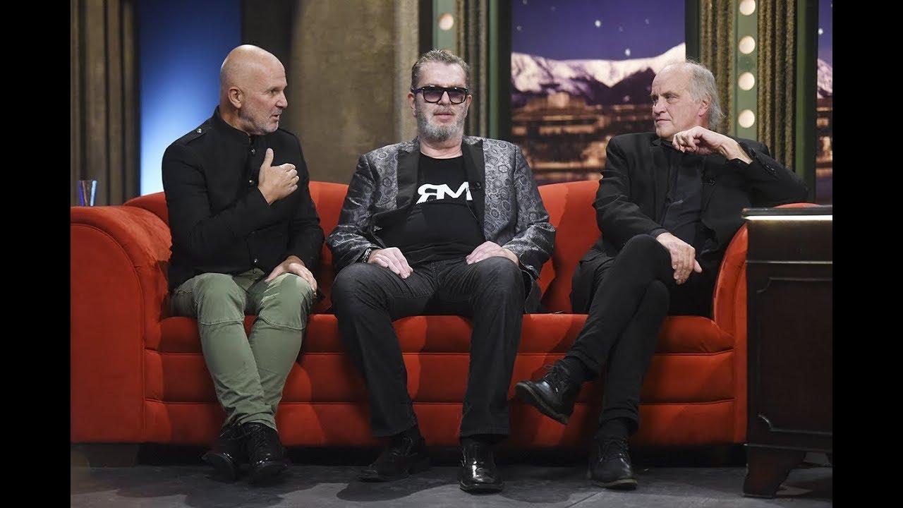 1. Richard Müller, Michael Kocáb a Ondřej Soukup - Show Jana Krause 9. 10. 2019