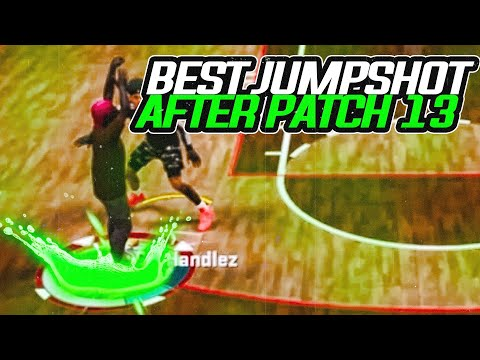 BEST JUMPSHOT AFTER PATCH 13 | NEVER MISS AGAIN | NBA 2K20 JUMPSHOT from YouTube · Duration:  12 minutes 10 seconds
