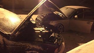 BMW E60 530d Проблемы с генератором #2