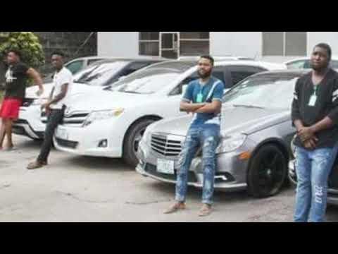 EFCC Storm Club 57 In Lagos, Arrest 12 Yahoo Boys