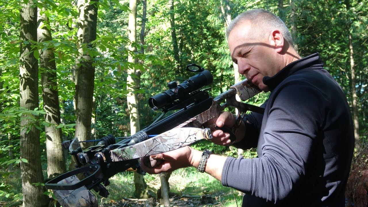 Shooting the Escalibur Micro 355 Crossbow