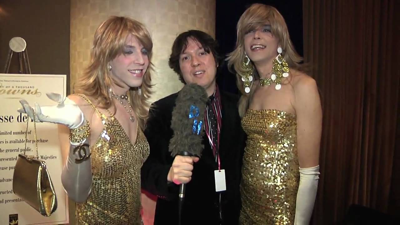 Night of 1000 Gowns with Dave Hill - YouTube