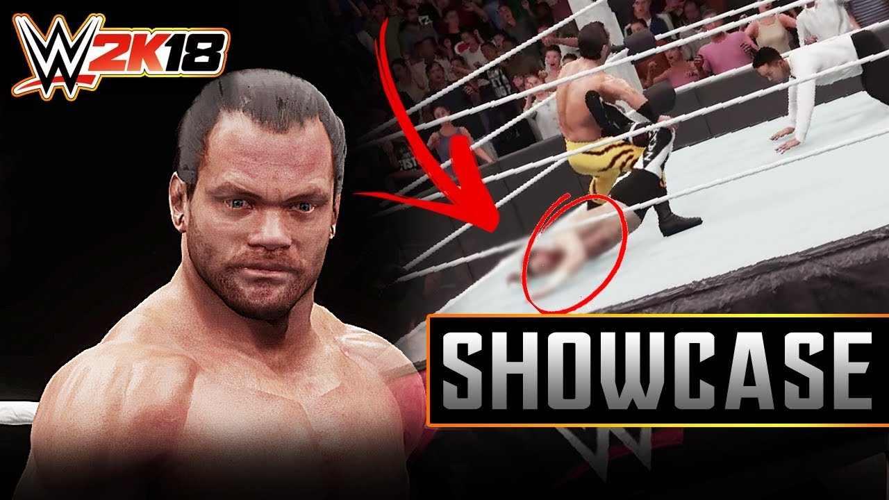 WWE 2K18 | CHRIS BENOIT