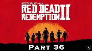 "Red Dead Redemption II: Walkthrough Gameplay ""That's Murfree Country"" Part 36"