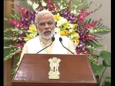 PM Narendra Modi launches IDFC bank