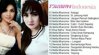 รวมเพลง  Indonesia - Nella Kharisma#2