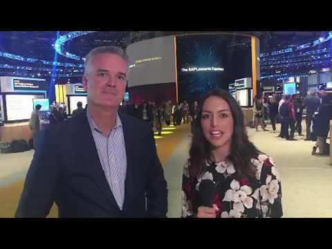 SAPPHIRE NOW Chat with Greg McStravick