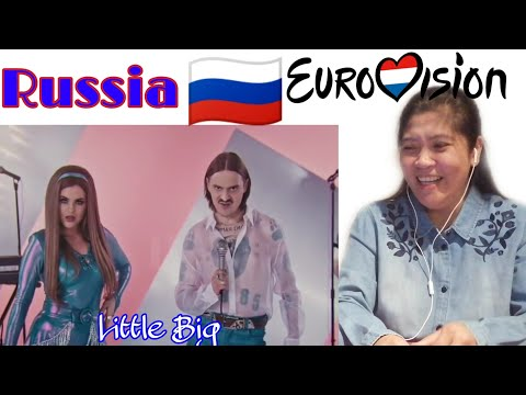 """RUSSIA 🇷🇺 EUROVISION 2020 REACTION to Little Big """"Uno"""""""