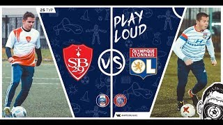 Amateur France League | Брест - Лион. Обзор Матча. 25 ТУР!