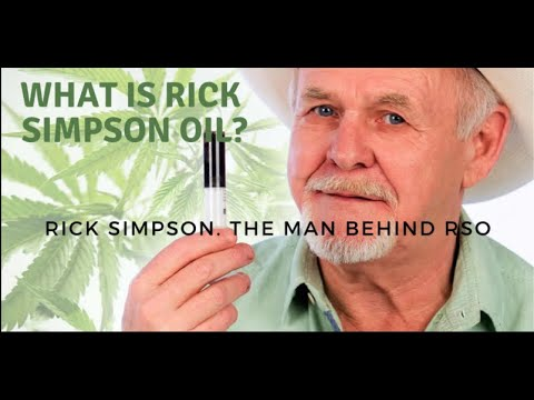 "the-science-behind-""rick-simpson-oil""-(rso)-cannabis-oil-medical-marijuana---cannabinoid-system"