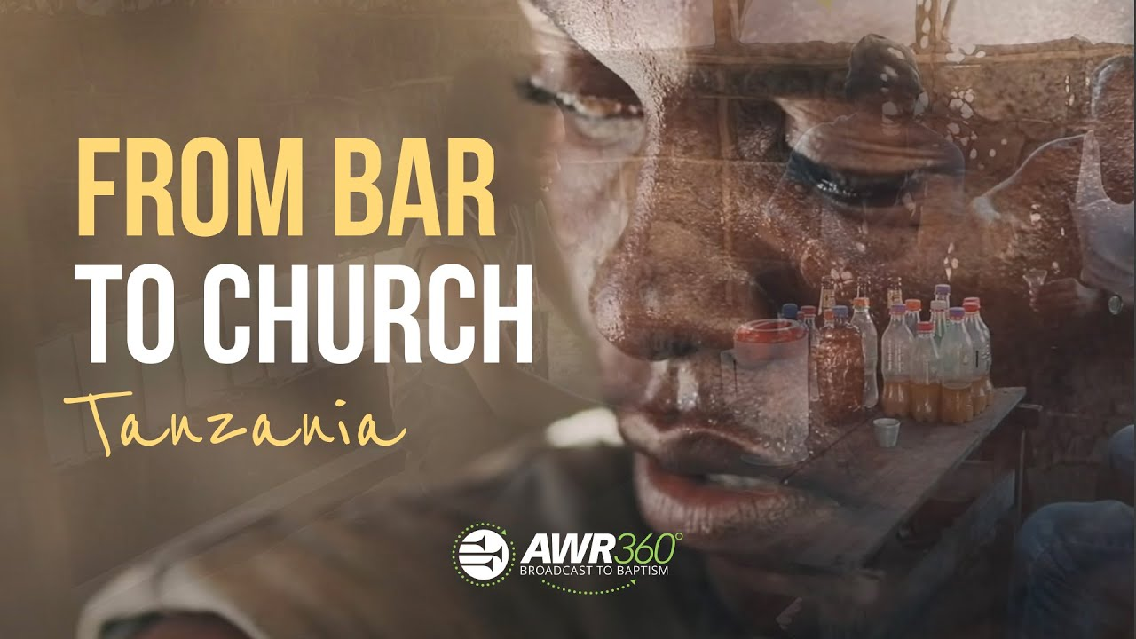 video thumbnail for AWR360° Tanzania – From Bar to Church