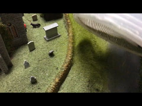 Adding static grass and scenery to a layout plus more!