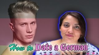 How to Date a German