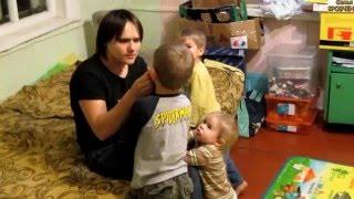 Семья Бровченко Наша жизнь за кадром Обычные будни часть 6