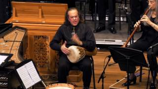 La Komida Manyana, from Sephardic Journey - Apollo's Fire (CD release concert)