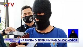 Polisi Ringkus Pengedar Narkoba di Batam - BIS 25/08