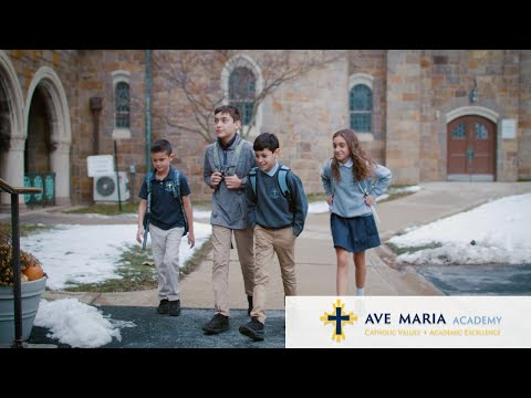 Welcome to Ave Maria Academy
