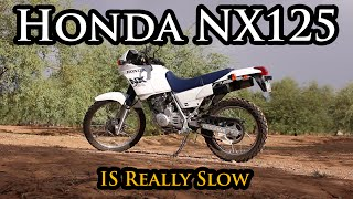 Honda NX125 Review - Is 125cc Good For Beginners?