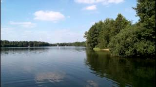 Haddorfer Seen--- Haddorf Lakes (Germany)   29 August 2015