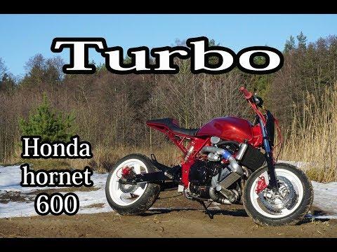 Honda Hornet 600 TURBO