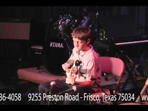 Frisco Guitar Lessons - Frisco School of Music - Grant Kilmer