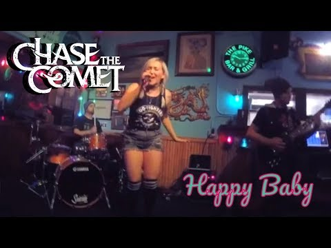 Chase the Comet - 'Happy Baby' (live) | Female-fronted alternative band from Los Angeles, CA