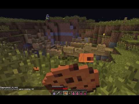 MineZ - Canyon Clanny Fanny w/ Nickskibike, BOTB_justalittle and TOTAN!