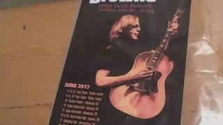 JACKSON BROWNE -  2017 - TOUR VLOG - BACKSTAGE PASS-