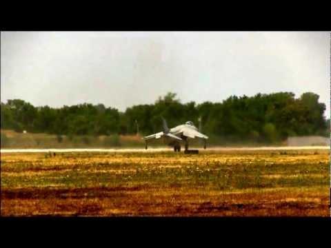 Sea Harrier Thunder Over Michigan Promo