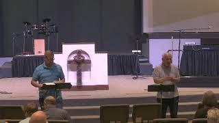 Wednesday Night Bible Study 5/26/21
