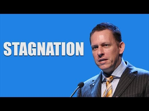 Peter Thiel on Technological Stagnation