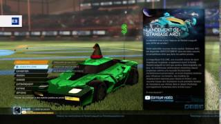 ROCKET LEAGUE TEST EN LIGNE