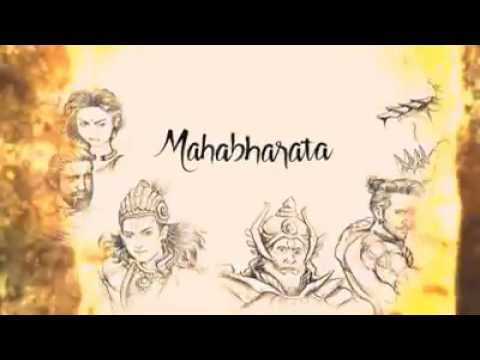 Mahabharat by actors  in s.s.Rajamouli direction