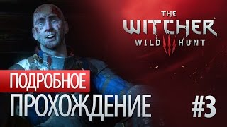 The Witcher 3: Wild Hunt - ПРОПАВШИЙ БРАТ - Прохождение #3