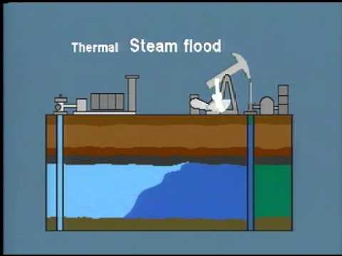 Enhance Oil Recovery : Thermal Process
