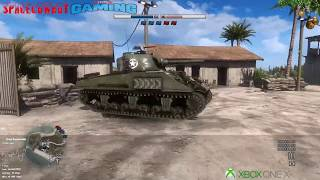 Battlefield 1943 - Gameplay xbox one x