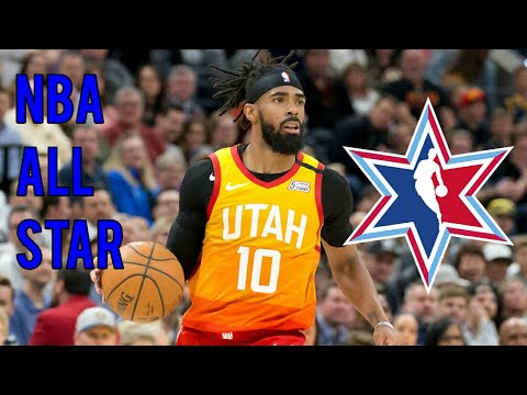 Mike Conley named 2021 NBA All-Star