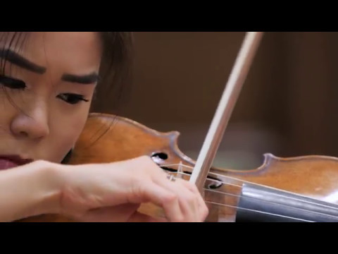 "Esther Yoo & Philharmonia Orchestra: ""Valse Scherzo"""