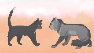 •[Коты~Воители] {Горелый} Идеальный мир |заказ с канала Полярная Звезда КВ|•