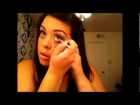 Curvy Girl OOTS 8/12 & Blue Makeup!. http://bit.ly/2Clqkib