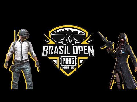 PUBG MOBILE Brasil Open [BRO] - Dia 1 - Qualificatórias
