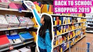 BACK TO SCHOOL SUPPLIES SHOPPING!!!