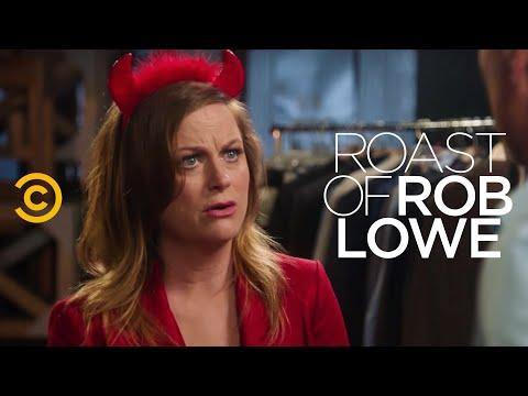 Roast of Rob Lowe  Amy Poehler  Rob Lowe's Soul