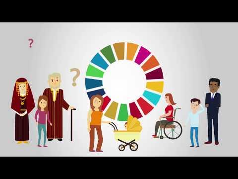 Ensemble pour réaliser les Objectifs de Développement Durable à l'horizon 2030, en Tunisie.