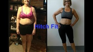 FIT OVER 50!! 59 Year old Grandmother of 4 sheds 29 pounds with Hitch Fit - Featured on KCTV5