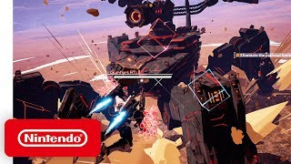 DAEMON X MACHINA - Demo Feedback Trailer - Nintendo Switch