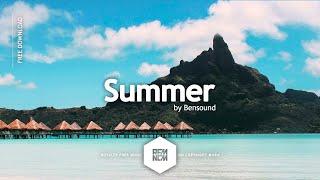 Summer - Bensound | Royalty Free Music - No Copyright Music | Bensound Music