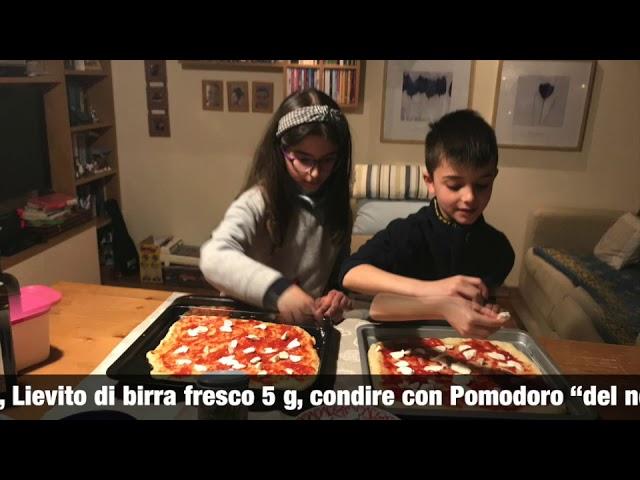 Alberto ed Ester - Waingunga Cucina in casa Marzo 2020