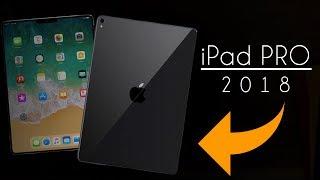 Apple iPad PRO 2018 - Leaks e Rumors CONFERMATI!